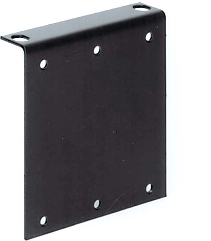 END PLATE RACKMOUNT - 2U HIGH x 2U DEEP