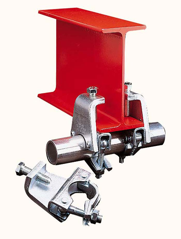 Doughty Heavy Duty Gravlock Coupler Pair Clamps And