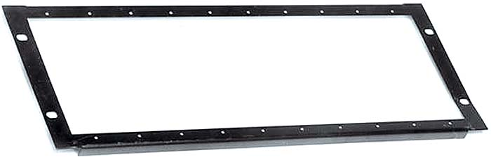 RACK PANEL FOR 4U MODULES - 10x1 MODULE FRONT PANE