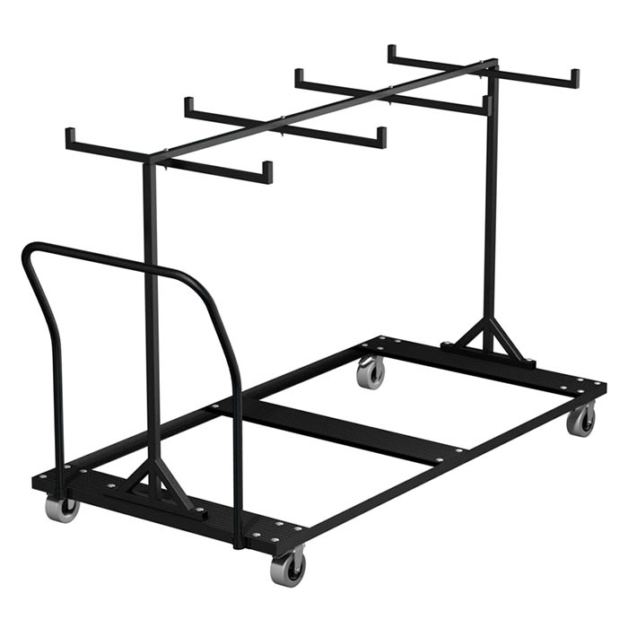 Global Stage Handrail Trolley