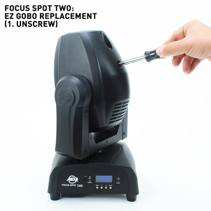 Focus Spot 2 by American DJ