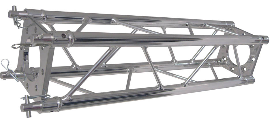 CHROME DECO TRUSS 1M STRAIGHT