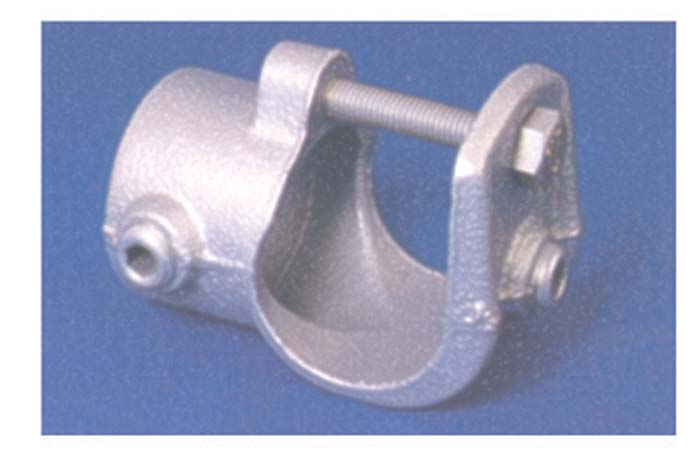 PIPECLAMP CLAMP ON TEE