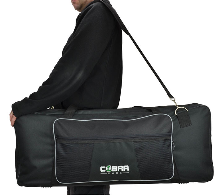 Cobra 61 Key Keyboard Bag 1055 x 390