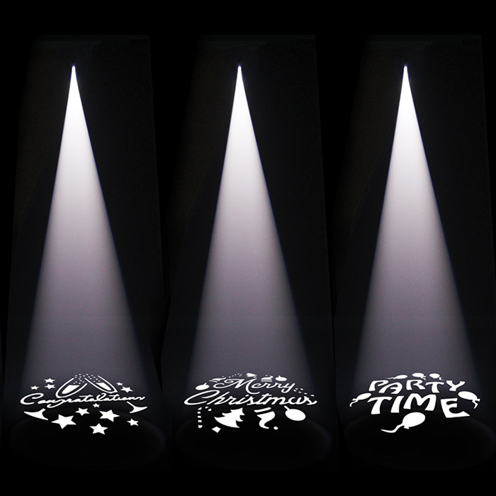 LED Gobo Projector - 80 Watt