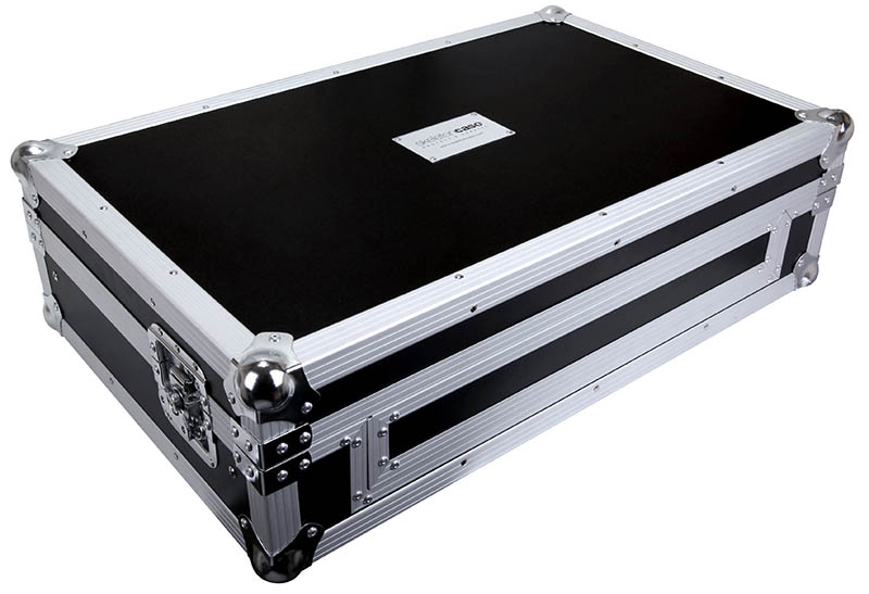 DJ Controller Flight Case with Laptop