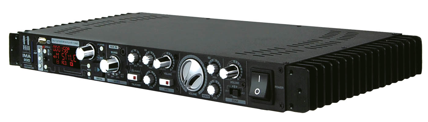 Hill Audio IMA200 Media Amplifier