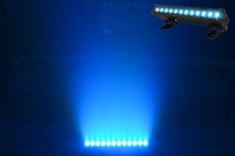 Floor Standing Uplighters Led: Lumicraft Lumiline 123 RGB LED Batten