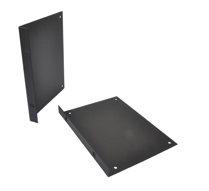 19 Inch Coverter Rack Brackets 2U 3U and 4U - 19 Panels