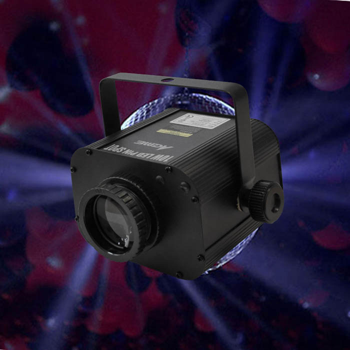 Acme 10w DMX LED Pinspot