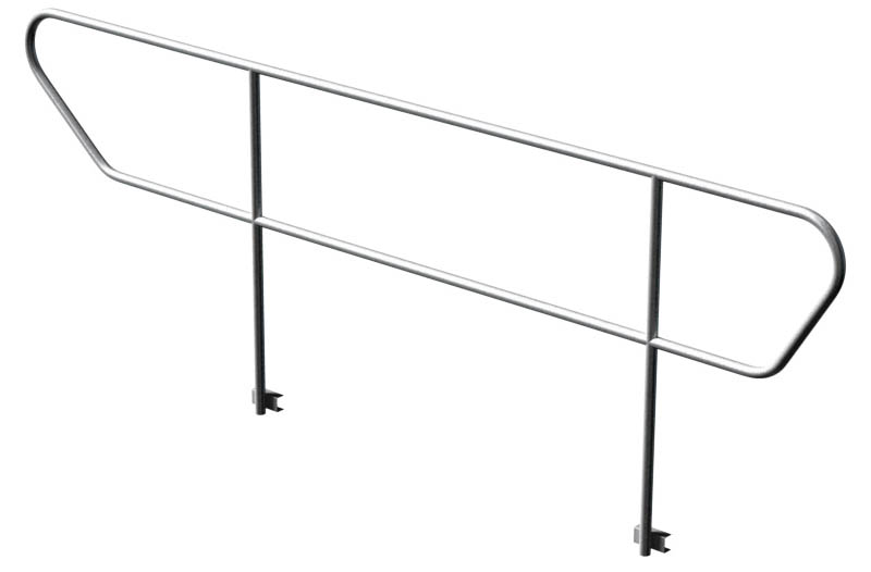 Global Stage Adjustable Stair Handrail L
