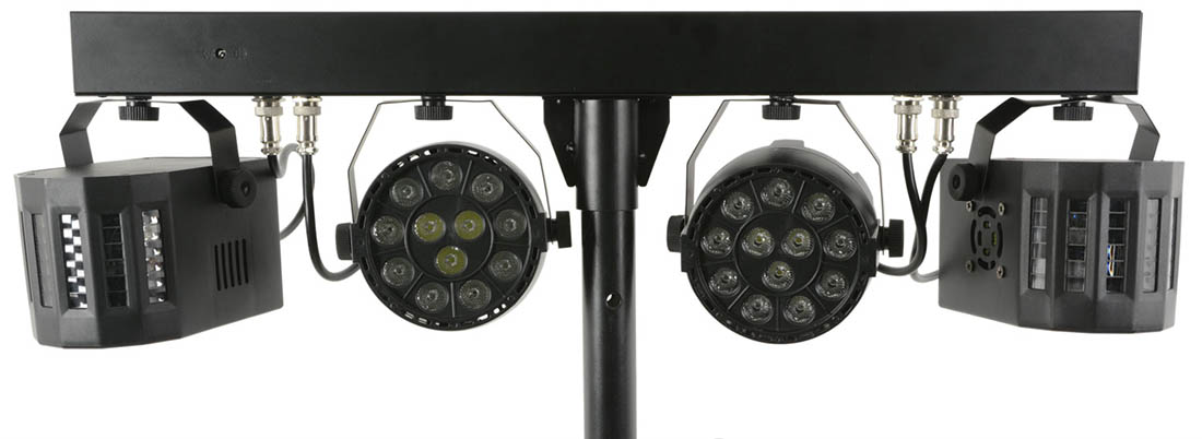 LED Derby FX Bar with Stand