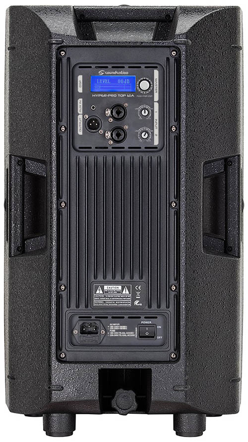 Hyper-Pro Top 12A Active Speaker by So
