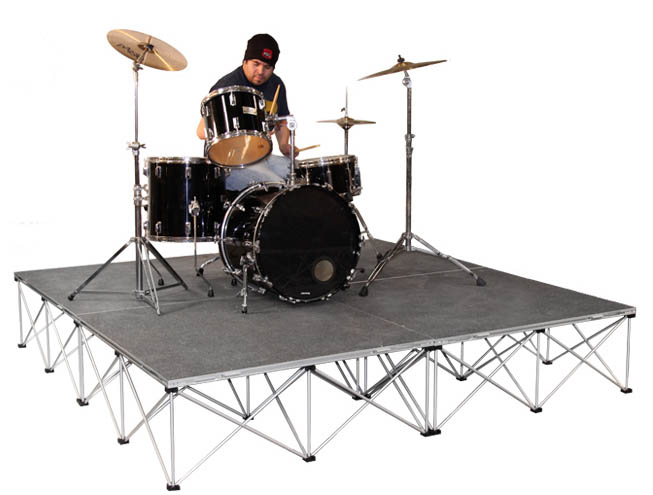 20cm Stage Risers