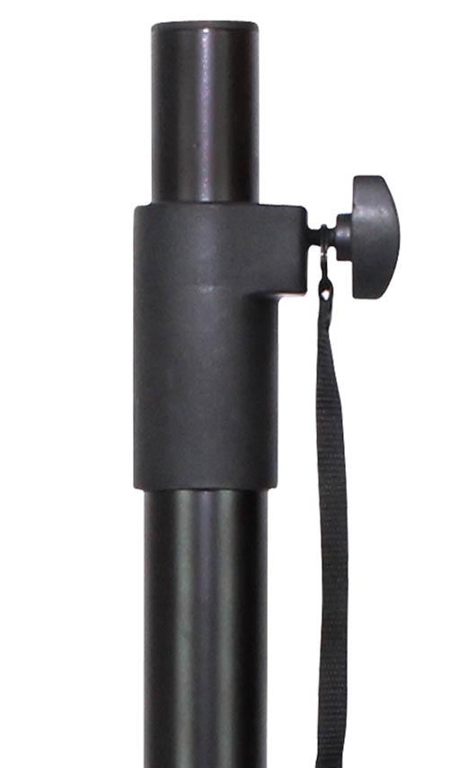 Speaker Extension Pole 35mm To M20 Thread Loudspeaker Stands