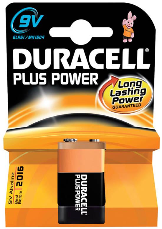 Duracell Plus Power Alkaline Batteries Batteries