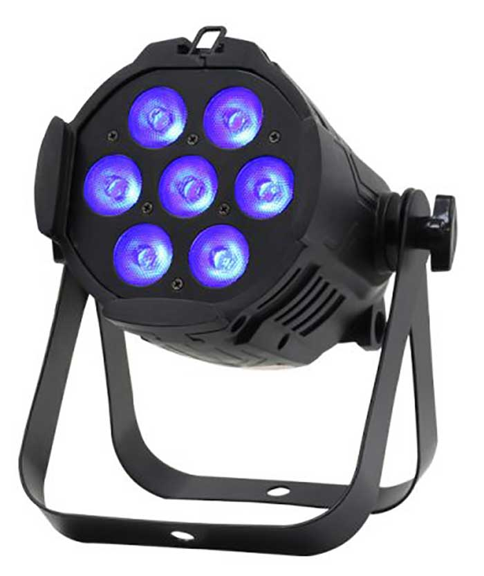 Compact LED Parcan RGBW for Stage Ligh
