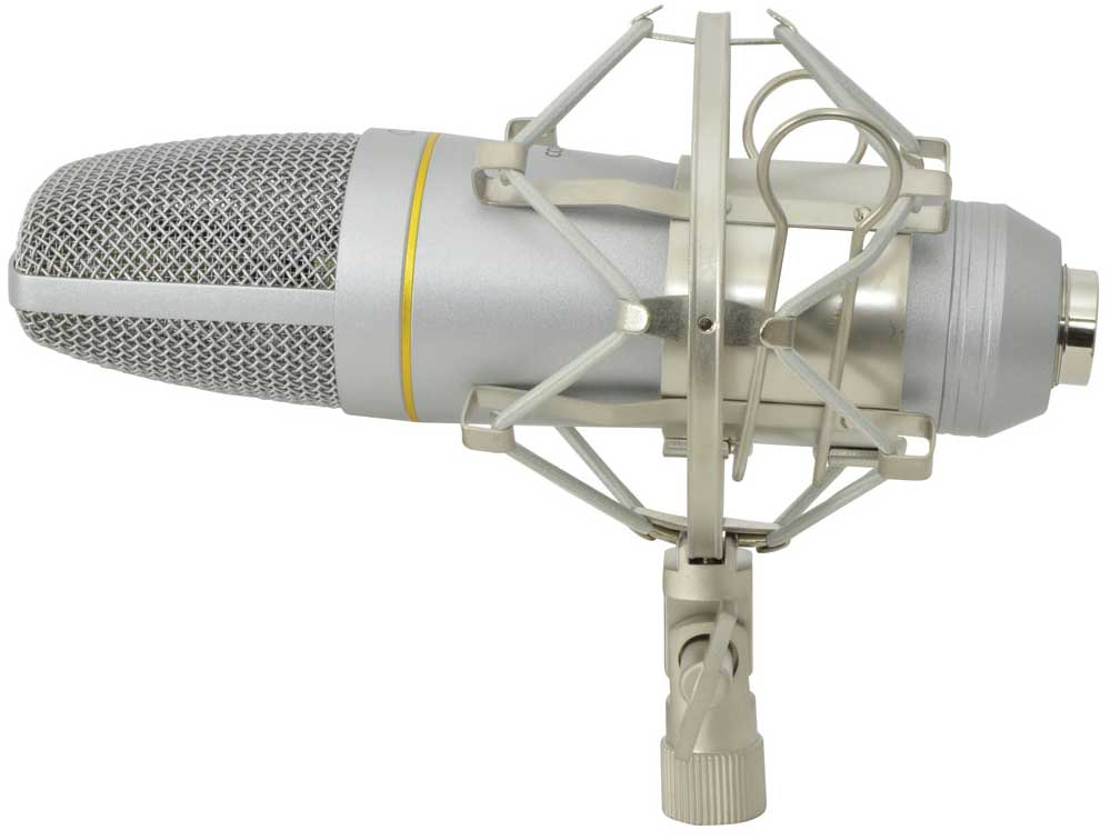USB Studio Vocal Microphone