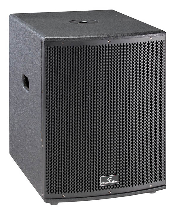 1200 watt Active Subwoofer by Soundsatio