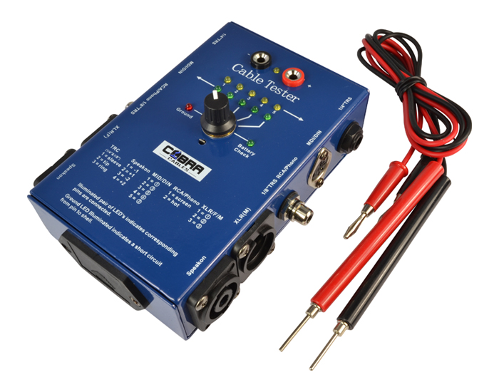 Cobra Cable Tester - Test Equipment