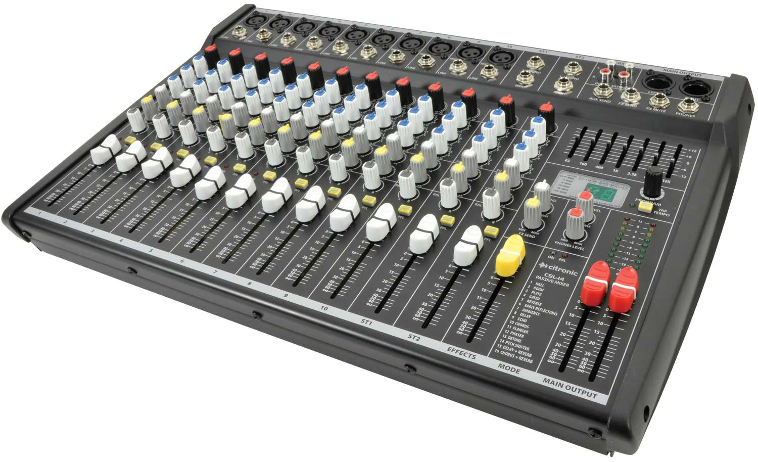 14 Channel Mixing Desk CSL-14 by Citro