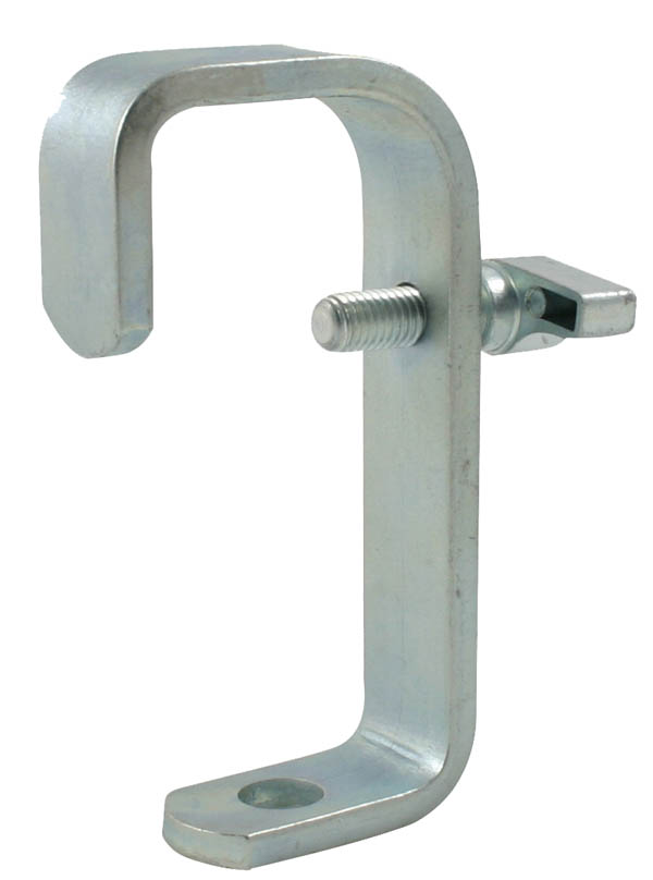Doughty Standard Hook Clamp 50mm Silver