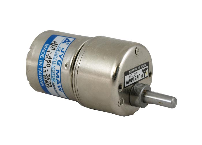 MOTOR FOR EUROLITE FETTI MACHINE (12V%