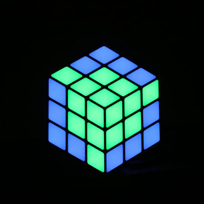 Rubix RGB 3D Led Effect Panel