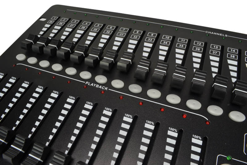 48 Channel DMX Controller by Cobra - DMX Lighting Controllers