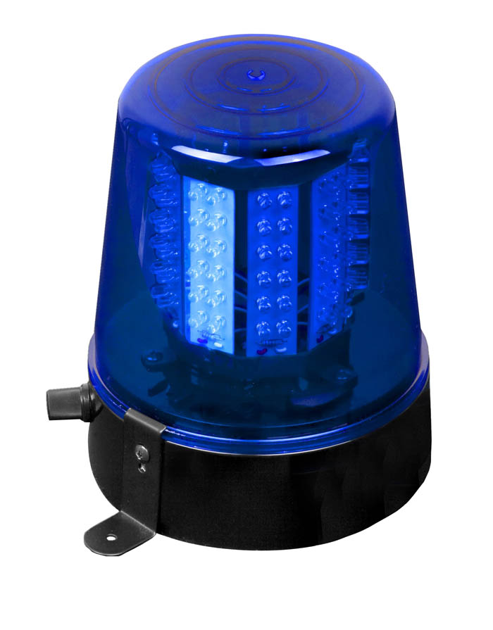 JB SYSTEMS BLUE LED POLICE LIGHT