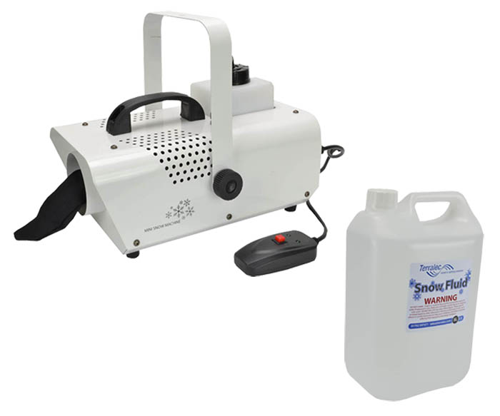 Snow Machine and Fluid Set