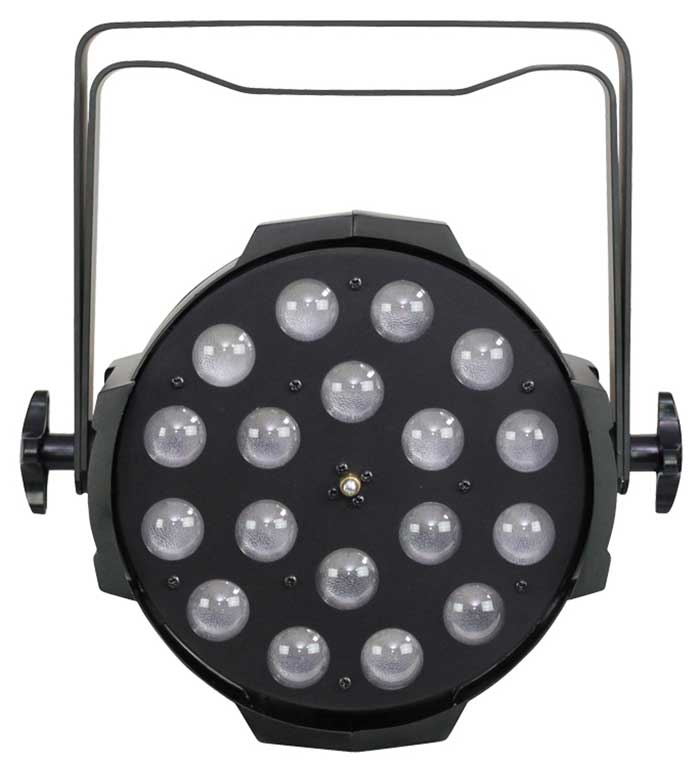 Zoom LED RGBW LED Parcan 18x 8 Watt%