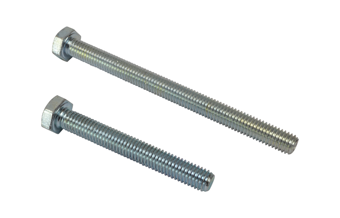 M8 Bolts Zinc Pack 20