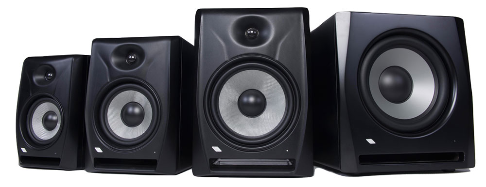 Proel EIKON5 Powered Studio Monitors