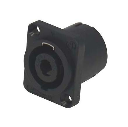 4 WAY NEUTRIK SPEAKON SOCKET