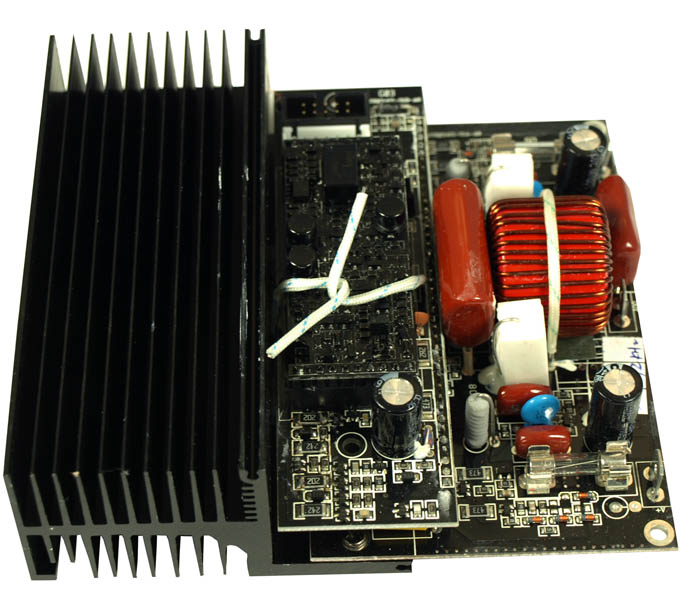 MAIN AMPLIFIER MODULE FOR SYNQ DIG3K6