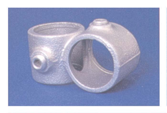 Doughty Pipeclamp Crossover 90 Degree Pipes And Clamps