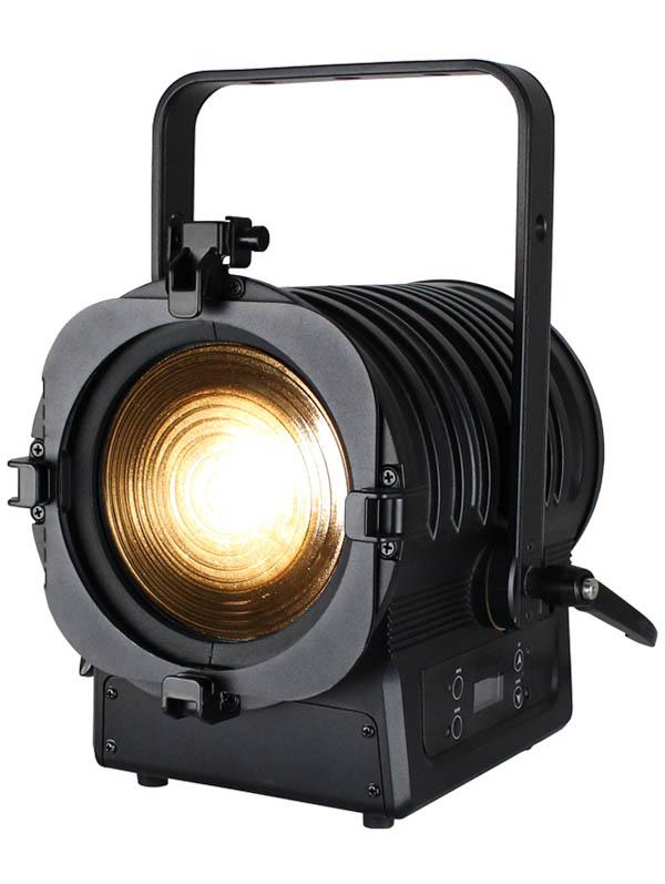 LED Fresnel 120W Warm White Stage Ligh
