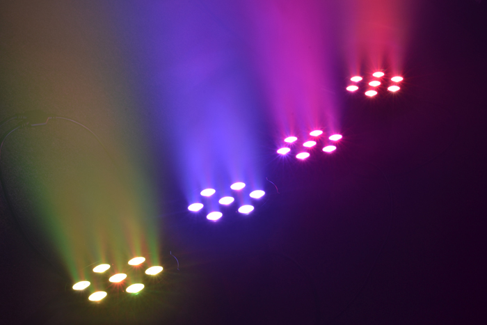 ... RGB Stage Lighting System 8 Lights ... & Stage Lighting Package 8 RGB Par Cans 2 Stands DMX Controller ... azcodes.com