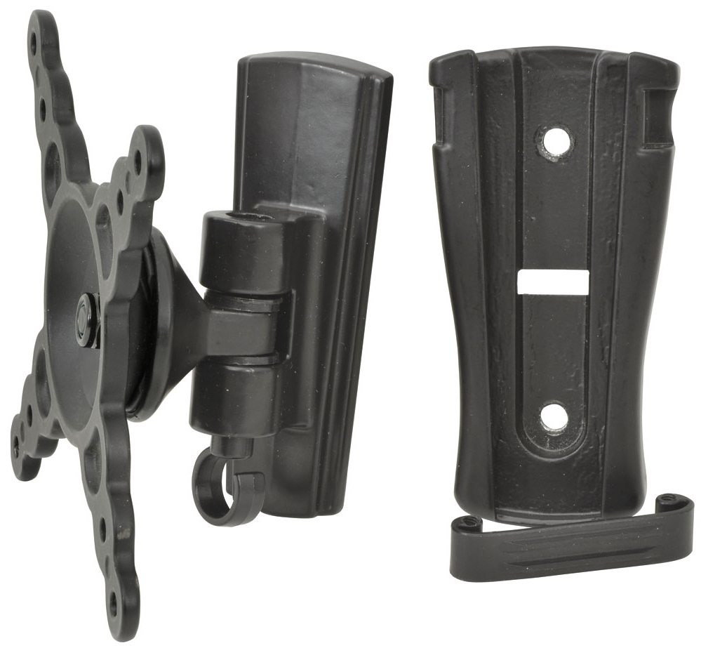 Compact Full Motion Wall Bracket for L