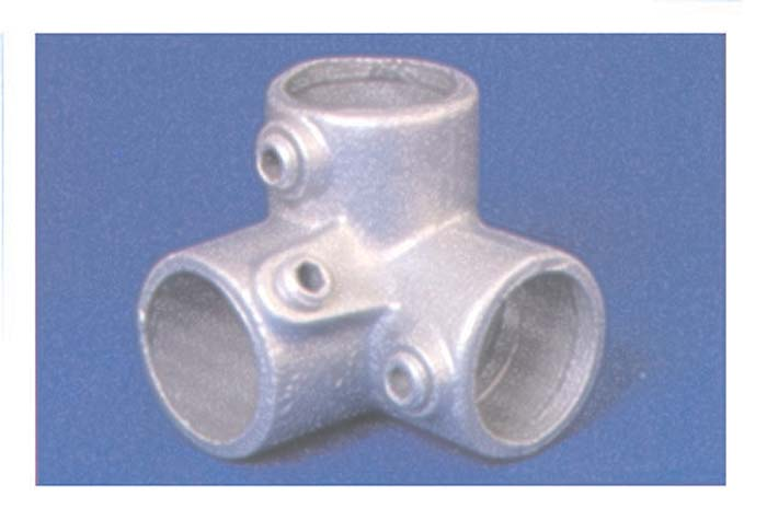 PIPECLAMP 3 WAY ELBOW 90 DEGREE