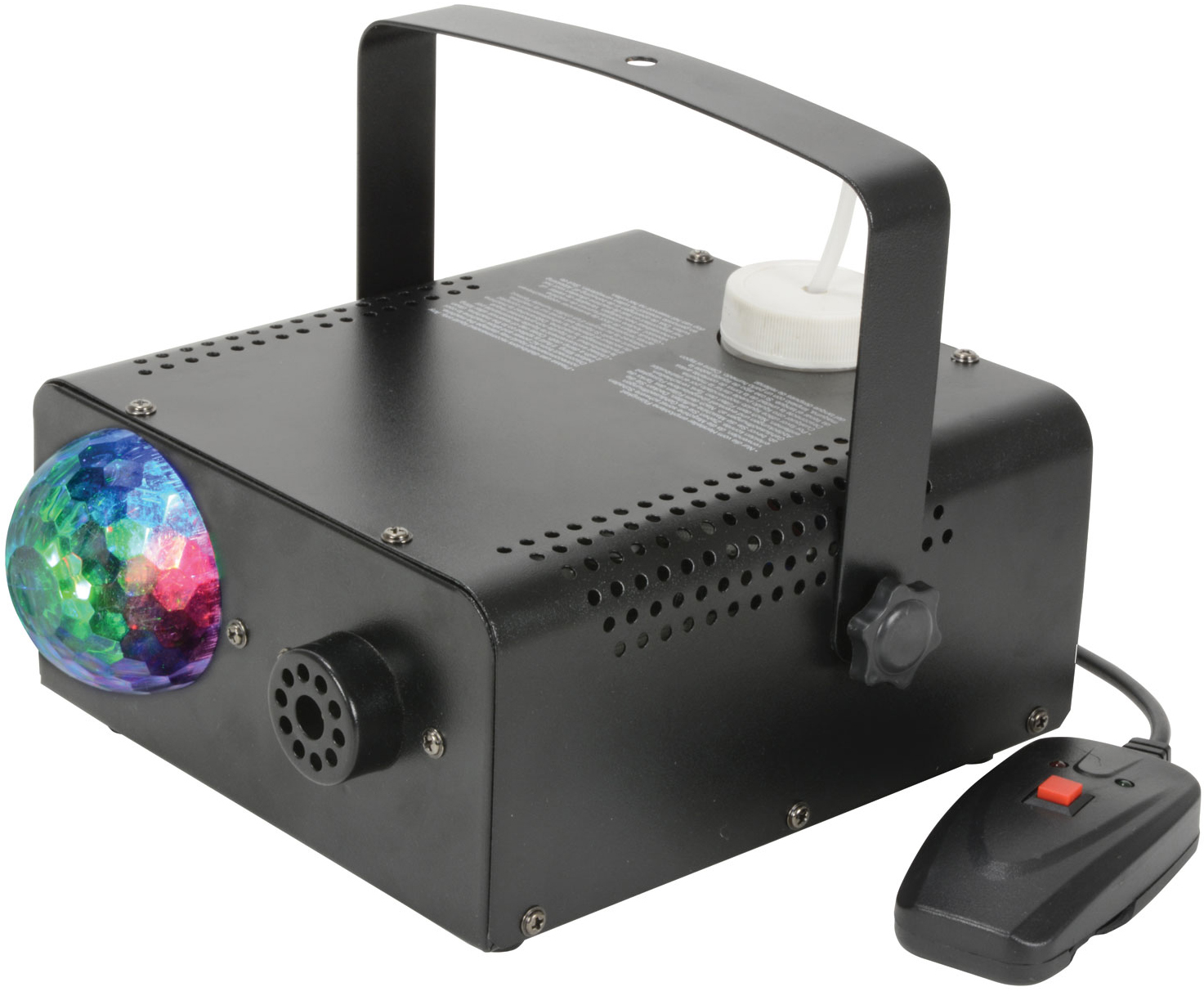 Fog Machine with Mini LED Fireball