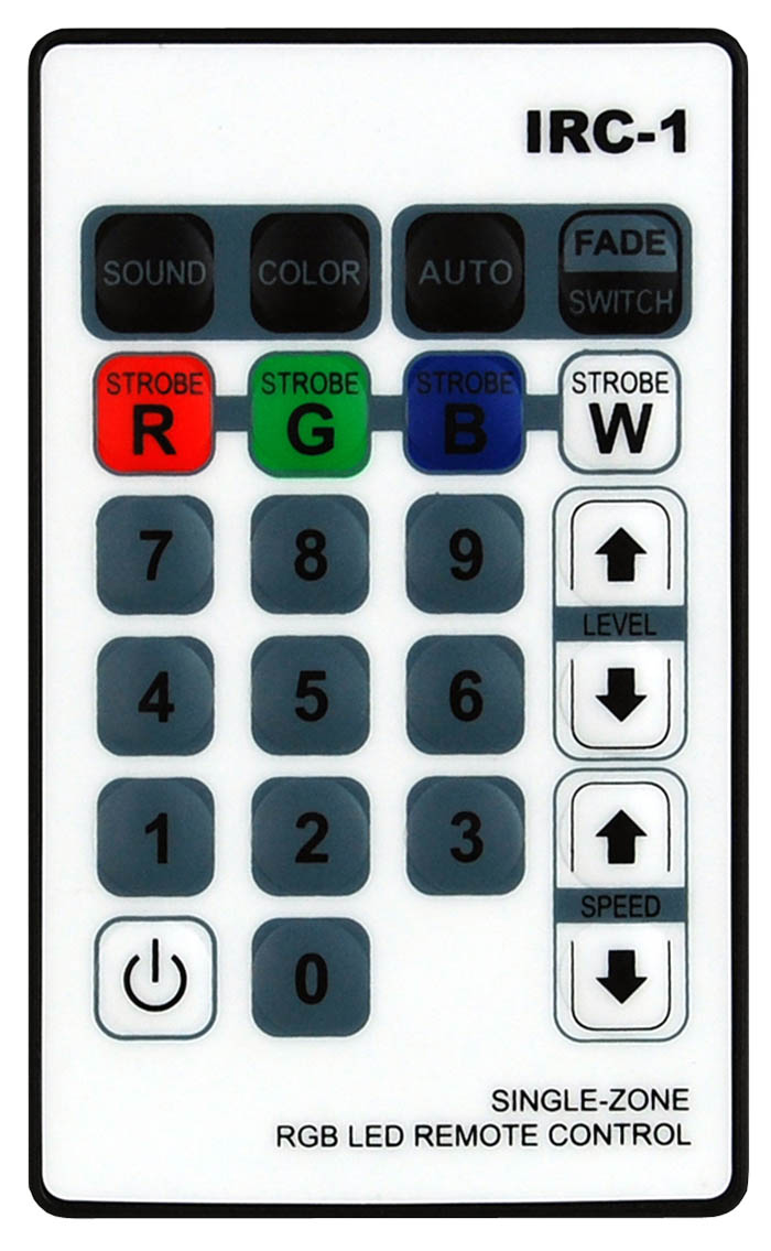 Multiform IRC-1 Remote Controller