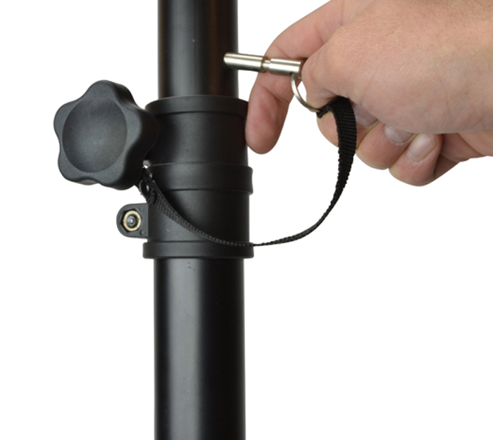 Cobra Universal Lighting Stand & T-Bar