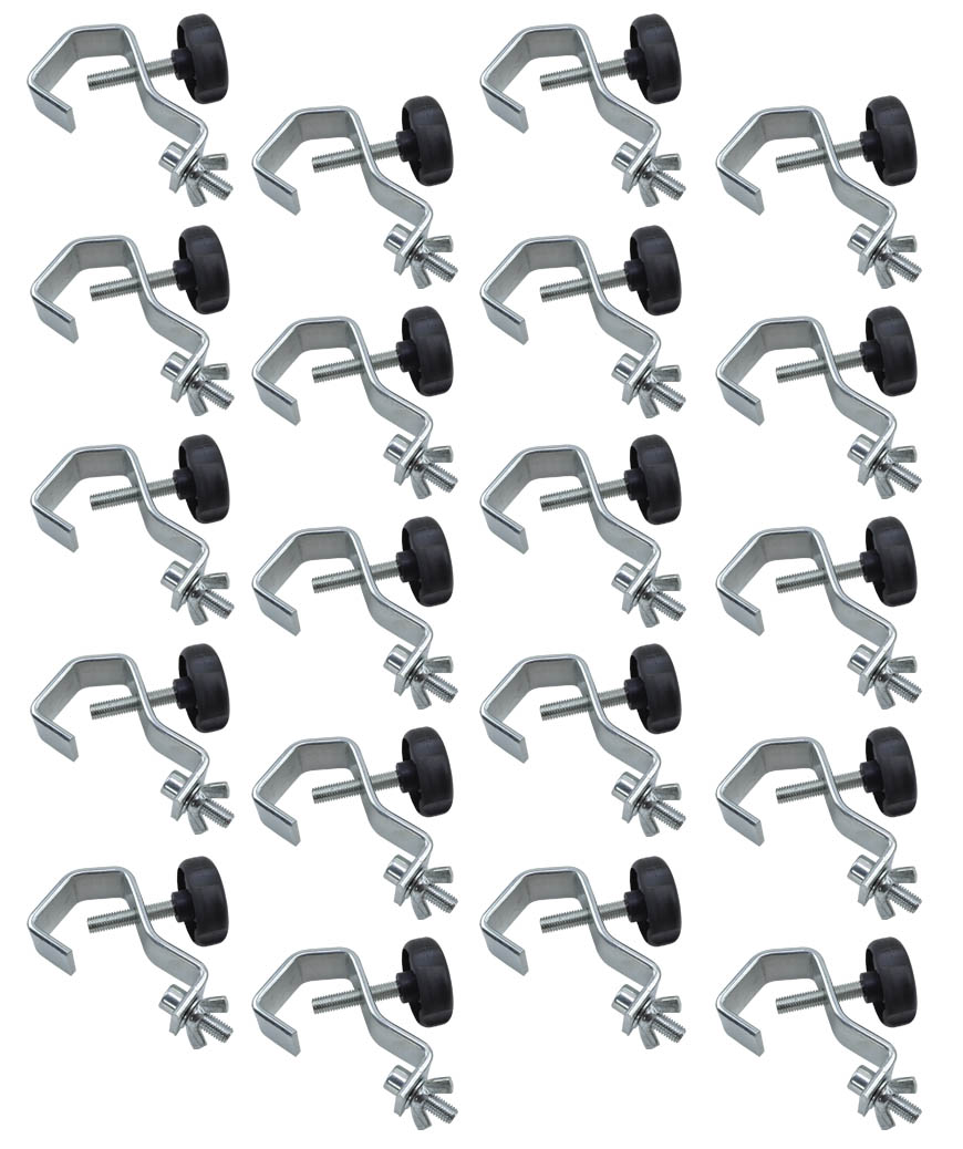 32mm G Style Lighting Clamp - Pack 2