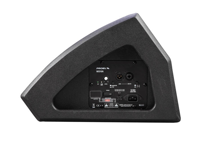Proel WD10A Active Wedge Monitor