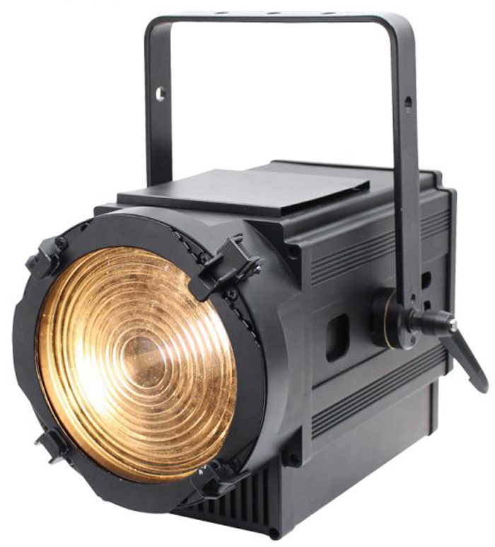 TZ250 LED Zoom Fresnel Warm White