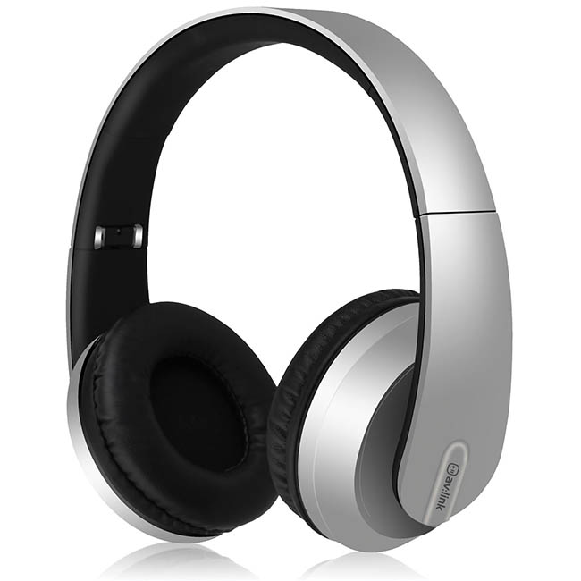 Bluetooth Headphones with Dynamic Bass