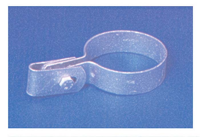 PIPECLAMP MESH PANEL CLIPS (SINGLE)