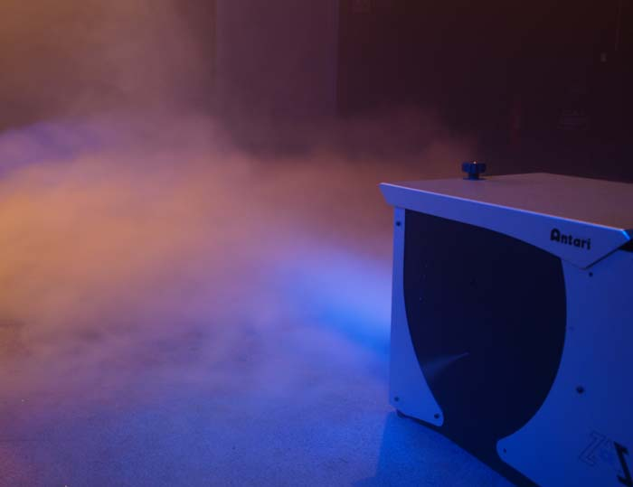 HIGH OUTPUT LOW FOG MACHINE (ANTARI)